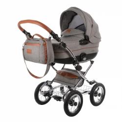 Knoor Baby Classic Premium Hellgrau