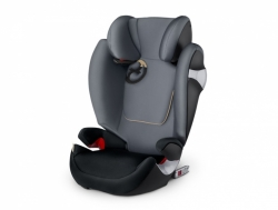 Cybex Solution M-Fix Graphite Black