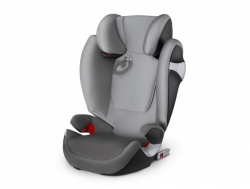 Cybex Solution M-Fix Manhattan Grey
