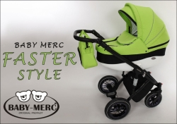 Baby Merc Faster Style