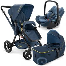 CONCORD Wanderer mobility set Denim Blue