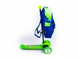 Zinc Backpack Scooter